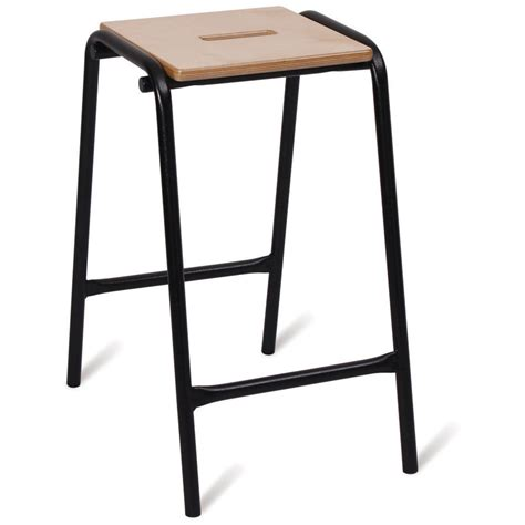 wood top bar stools advanced wooden top school stool