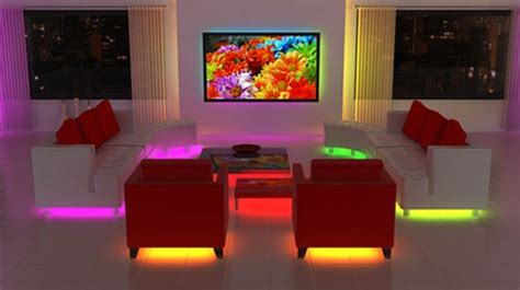 sofa with lights underneath furniture sofa bed underglow led light rgb kit ebay