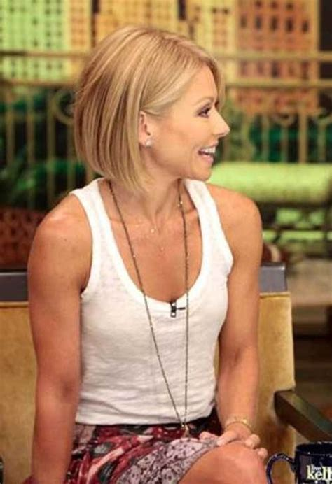 how does kelly ripa get her hair to be wvy 15 trendy new short hairstyles for 2016 14 kelly ripa