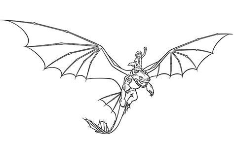 Coloriage A Imprimer Harold Et Krokmou En Plein Vol Coloriage Astrid Et Les Dragons L