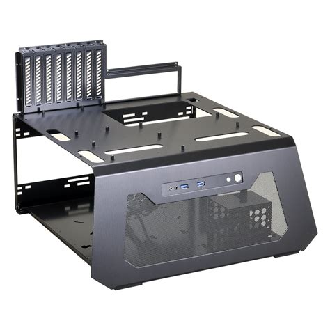 lian li bench case lian li announces the pc t70 open bench chassis techpowerup