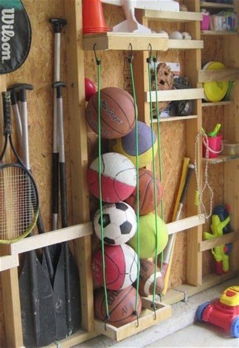 Garage Storage Balls Garage Storage Organize