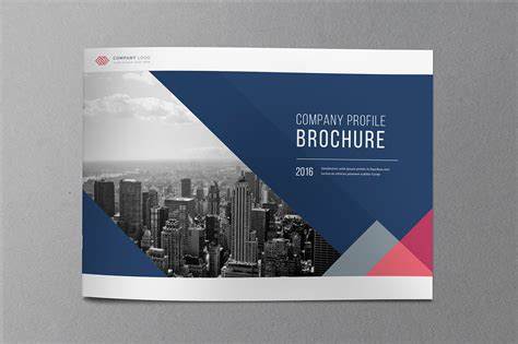 design agency company profile company profile brochure on behance