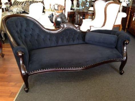 chaise lounge provincial sofa antique