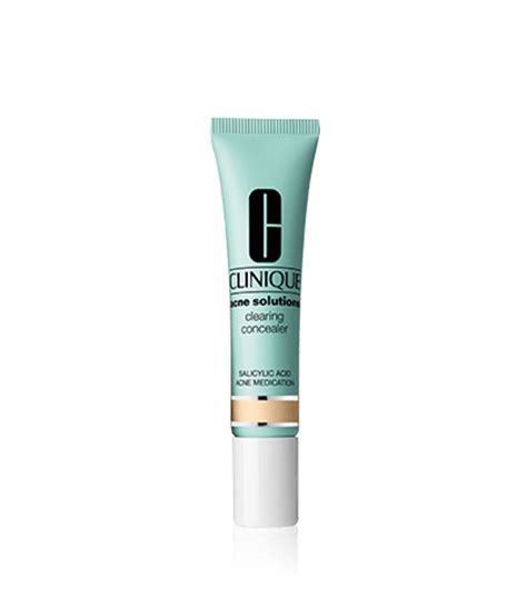 Clinique Acne Solutions Clearing Concealer acne solutions clearing concealer clinique