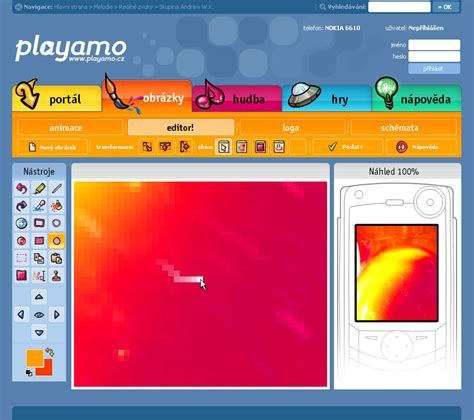 generator layout livejournal playamo logo editor gui design by upiir on deviantart