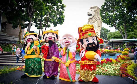 chinese new year at sentosa