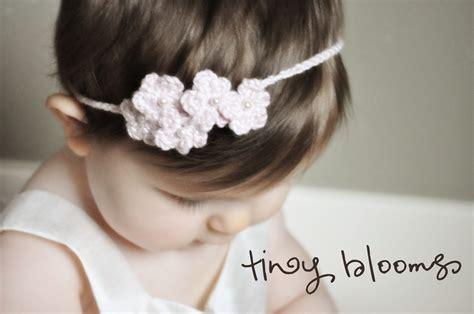 blooms crochet flower headbands by littlebirdieshoppe