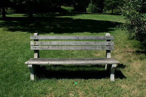 park benches park bench free stock photo public domain pictures