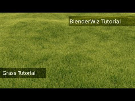 blender tutorial grass full download how to make a realistic grass field in blender