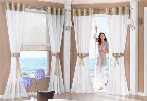 vorhang für balkontür gardinen wohnzimmer modern k 252 che gardinen im wohnzimmer