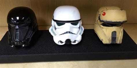 How To Make A Stormtrooper Helmet Out Of Paper - check out the photo of new stormtrooper
