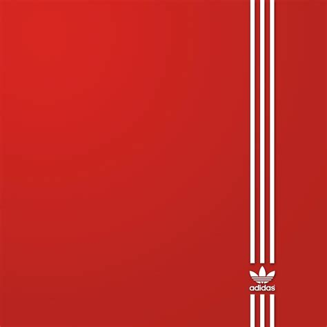 adidas wallpaper red brand adidas red white sport ipad wallpaper for iphone x