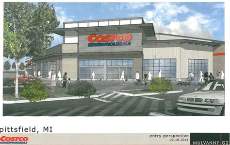 Tyner Furniture Arbor by Pittsfield Township Planners Costco Moving In A