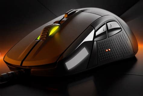 Mouse Rival 700 steelseries steelseries rival 700 gaming mouse qck
