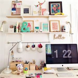 Work Desk Decoration Ideas Workspace Desk Home Office Apartment House Home Decor Interior Design