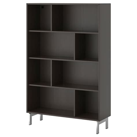 valje shelf unit brown 100x150 cm ikea