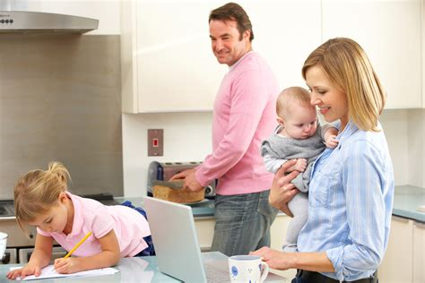 family in kitchen the breakthrough institute what lost decade