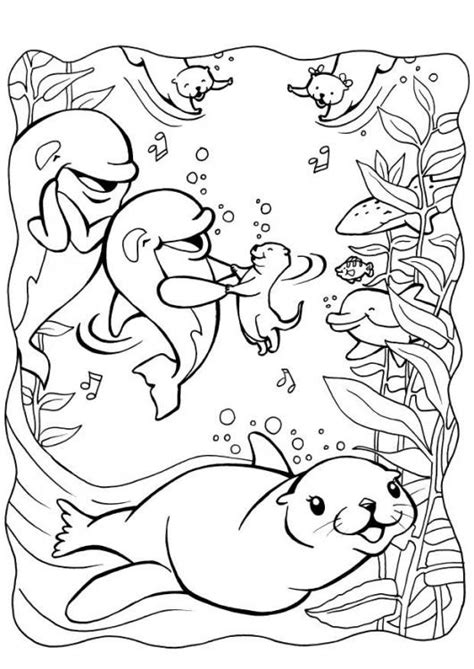 Pb J Coloring Pages by Otter Coloring Pages Getcoloringpages