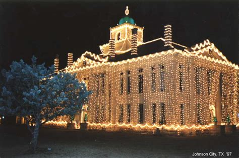 maddog n miracles christmas lights in johnson city tx