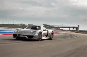 Porsche 918 Spyder 2015 2015 Porsche 918 Spyder