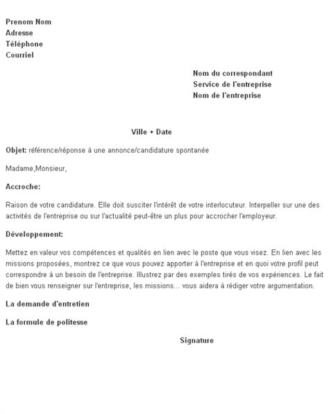 Présentation D Une Lettre De Motivation En Anglais Forme Lettre De Motivation Employment Application