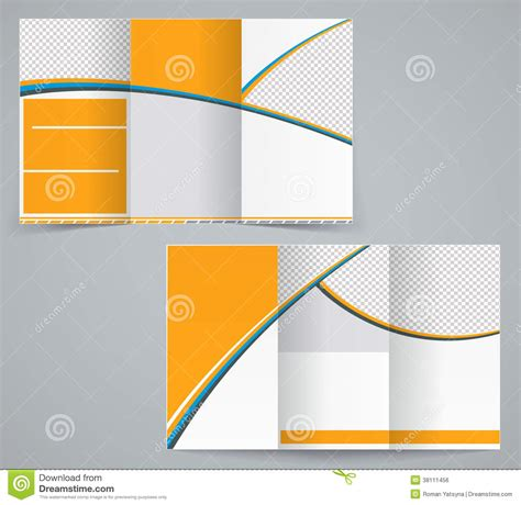 tri fold brochure illustrator template tri fold brochure template illustrator free best and