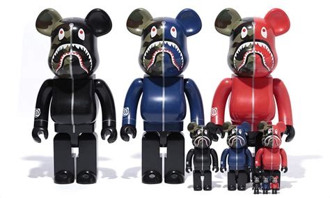 Open House Designs Here Is Every Item From The Bape X Medicom Toy 1st Camo