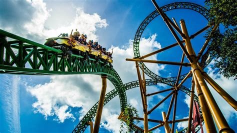 hd theme park wallpaper roller coaster wallpapers wallpaper cave
