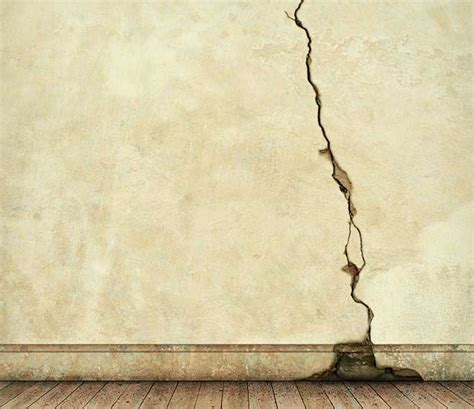 crack in bedroom wall how to repair or remove internal walls period living