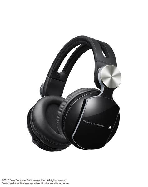 Headset Sony Ps3 Sony Pulse Wireless Stereo Headset Elite Zestaw