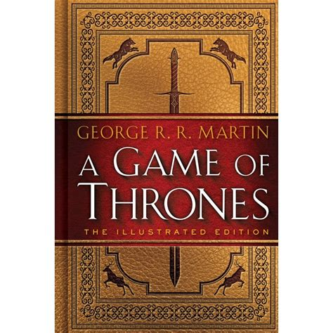 a game of thrones deluxe edition a song of ice and fire a game of thrones the illustrated edition a song of ice and fire book one