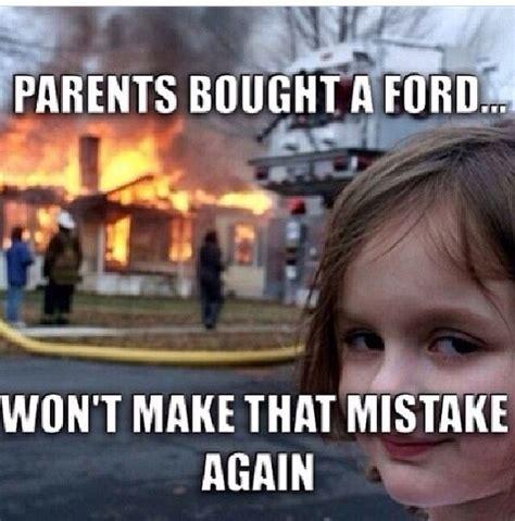 Ford Sucks Meme - powerstroke jokes chevy love hate fords nuthin but