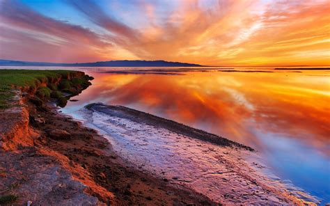 colorful landscape wallpaper colorful nature wallpapers wallpaper cave