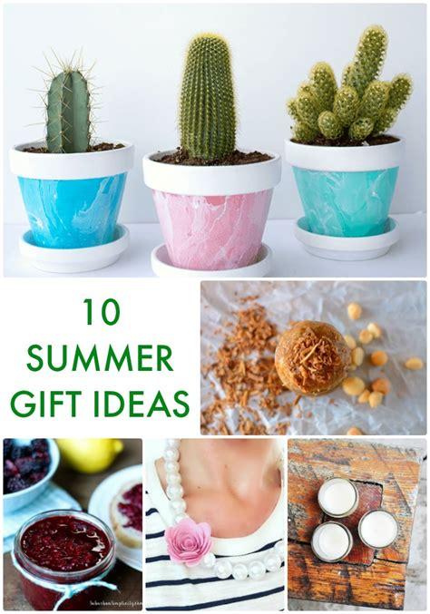 10 Brilliant Summer Ideas How Great Ideas 10 Summer Gift Ideas