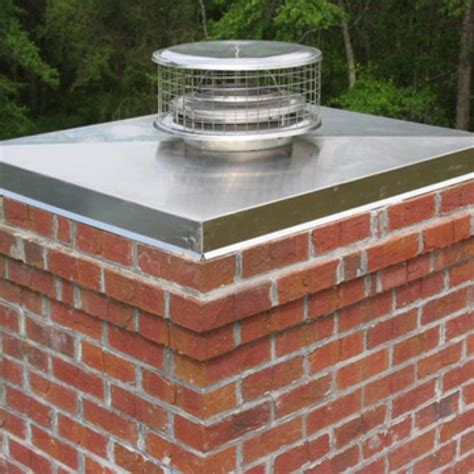 Fireplace Cover Metal Chimney Cap Chase Quickinfoway Interior Ideas