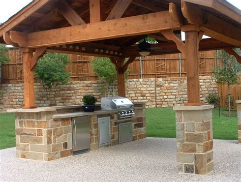 A Frame Kitchen Ideas Outdoor Kitchen A Stand Alone Covered A Frame Timber