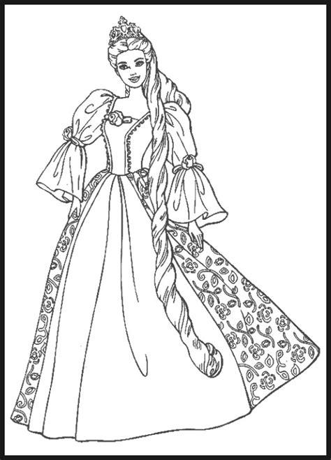 generic princess coloring pages 캐릭터 색칠공부 공주 색칠공부 자료 네이버 블로그