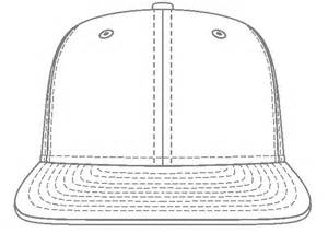 blank hat template 14 baseball cap psd templates images baseball hat