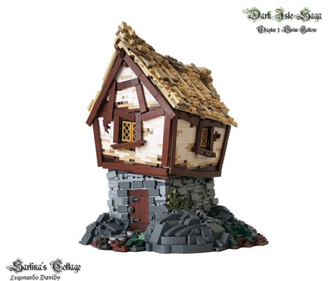Lego Cottage sarlina s cottage bricknerd your place for all things