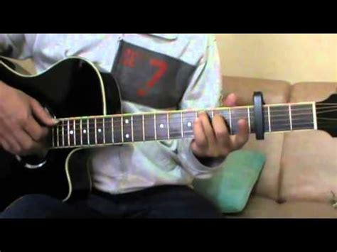 tutorial fingerstyle guitar see you again tutorial see you again easy fingerstyle guitar version