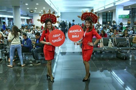 airasia ngurah rai airport airasia now connects manila and bali ngurah rai