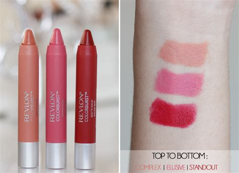 Revlon Colorburst Matte Balm revlon colorburst matte balms review swatches photos