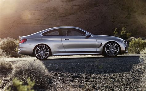 future bmw 3 series bmw 4 series coupe concept first look motor trend