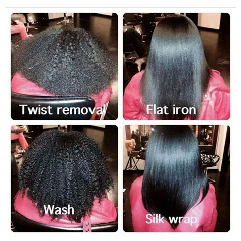 What Is A Silk Wrap For Hair | 1000 images about silk wrapping hair on pinterest flats