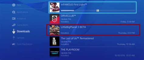 ps4 themes from usb ps4 firmware 2 0 unannounced features leaked quot pause