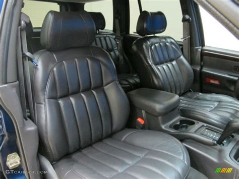 2000 jeep grand limited 4x4 interior photo