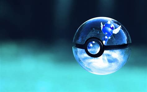Pokemon Wallpaper Pokeball :: Ball Star Glass Wallpaper