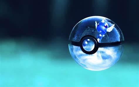 Pokemon Wallpaper Pokeball :: Ball Star Glass Wallpaper