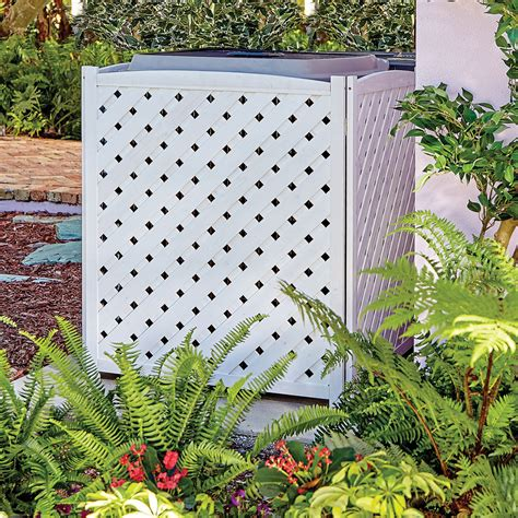 Cool Wall Shelves wooden lattice air conditioner screen so that s cool